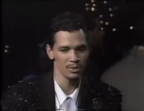 Watch and share Interview GIFs and Debarge GIFs on Gfycat
