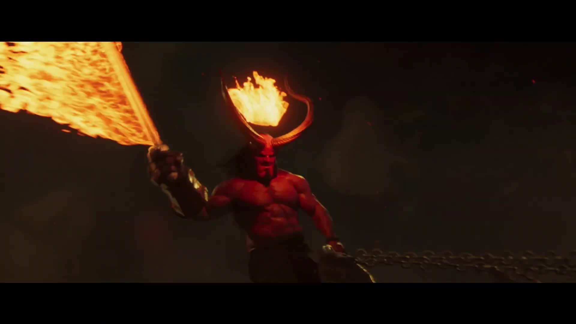 Hellboy, Hellboy GIFs