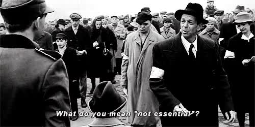 Watch and share Schindler's List, 1993 GIFs on Gfycat