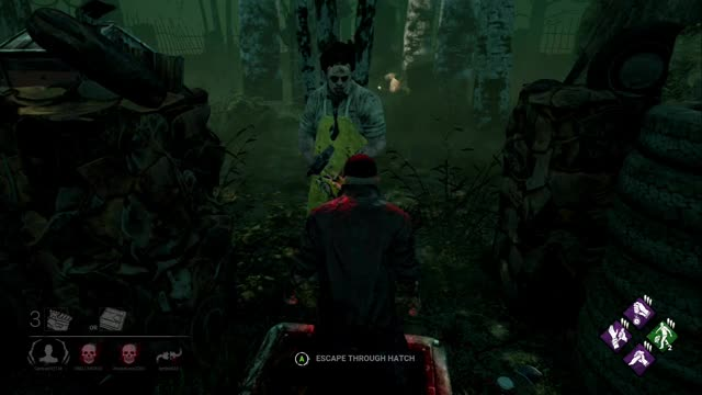 Watch this GIF by xboxdvr on Gfycat. Discover more Camcam12134, DeadbyDaylightSpecialEdition, xbox, xbox dvr, xbox one GIFs on Gfycat