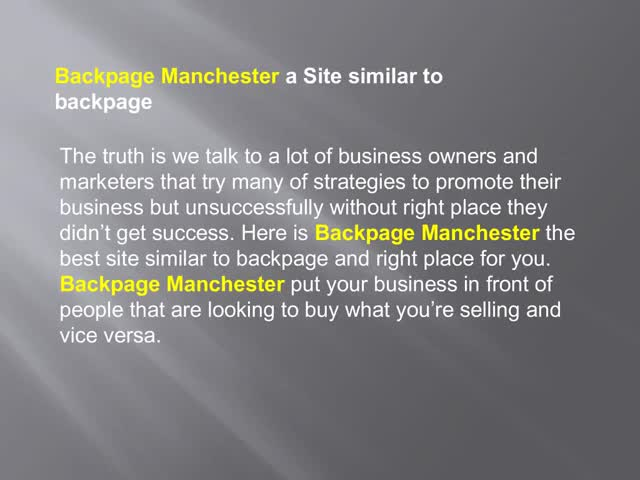 Watch ebackpage-Manchester GIF by @bedpageseo on Gfycat. Discover more related GIFs on Gfycat