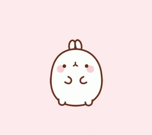Watch this rainbow GIF by The GIF Smith (@sannahparker) on Gfycat. Discover more cheer up, color, colors, cute, happy, june, kawaii, lgbtq, molang, pride, pride month, rainbow, rainbow colors, rainbows GIFs on Gfycat