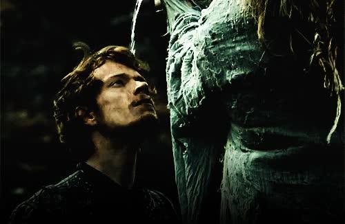 Watch and share Theon Greyjoy GIFs on Gfycat