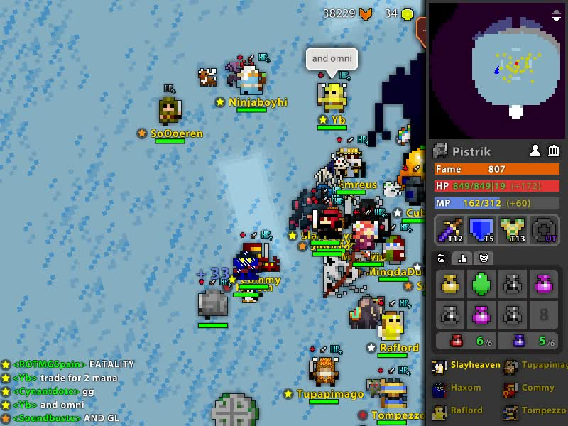 ROTMG: Great game GIFs