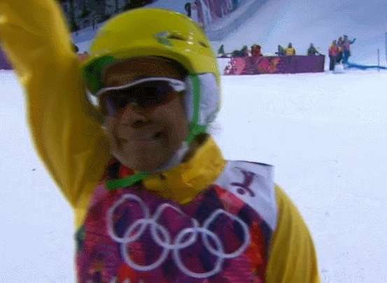 olympics, This makes me so proud, i think olympics are all about this. (reddit) GIFs