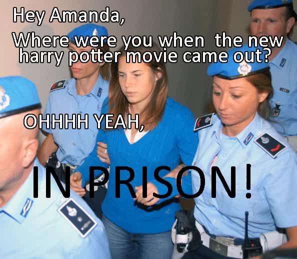 Watch and share Amanda Knox GIFs on Gfycat