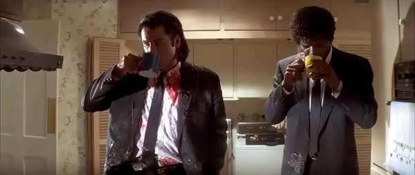 Watch this john travolta GIF on Gfycat. Discover more john travolta, pulp fiction, samuel l jackson GIFs on Gfycat