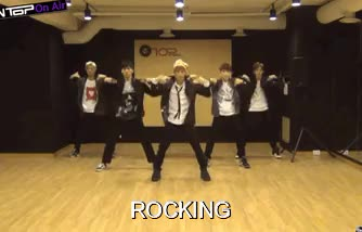 Watch and share Dance Practice GIFs and Yoo Changhyun GIFs on Gfycat