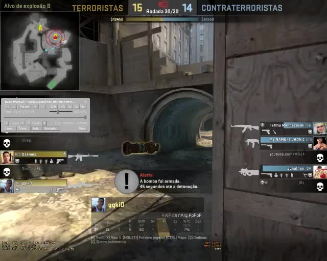 Watch 1vs3 part 1 - teste GIF by @thegogokid on Gfycat. Discover more related GIFs on Gfycat
