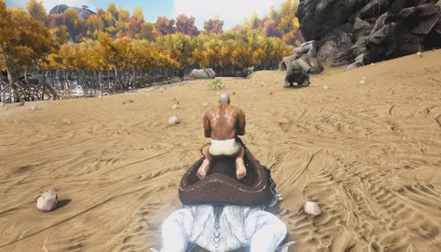 Ark: Survival Evolved Best Mounts | PC Gamer