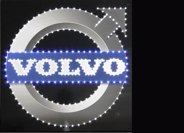 Watch and share Volvo Blau Weiss GIFs on Gfycat