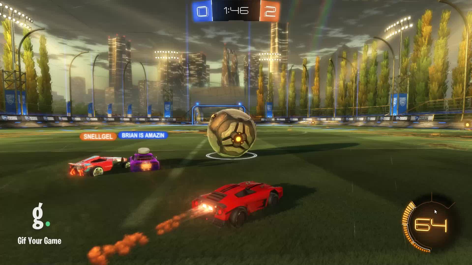 Gif Your Game, GifYourGame, Goal, Rocket League, RocketLeague, datboi, Goal 3: datboi GIFs