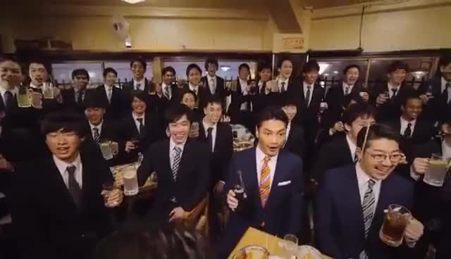 """Watch and share WORLD ORDER """"HAVE A NICE DAY """" Shibuya Ver. GIFs on Gfycat"""
