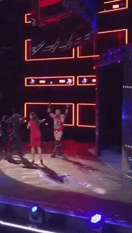 Watch and share Wrestling GIFs and Triple H GIFs by TEOBs on Gfycat