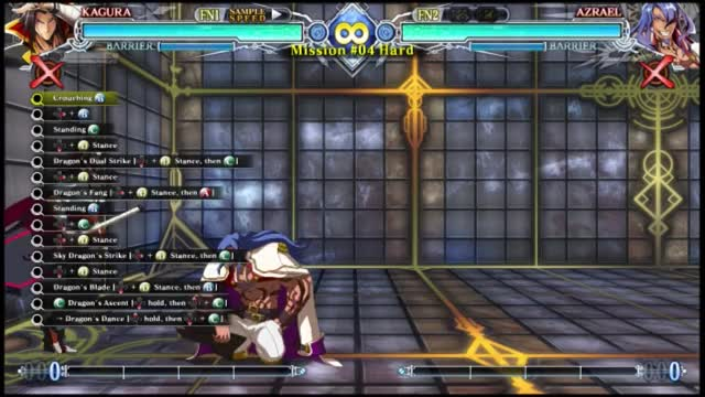 Watch BBCF: Kagura Hard 4 GIF by snuffychris605 (@snuffychris605) on Gfycat. Discover more related GIFs on Gfycat