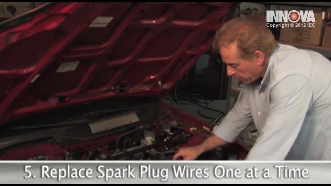 How To Change Spark Plugs And Wires 2000 Honda Civic