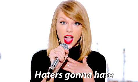 taylor swift, Shake it off GIFs