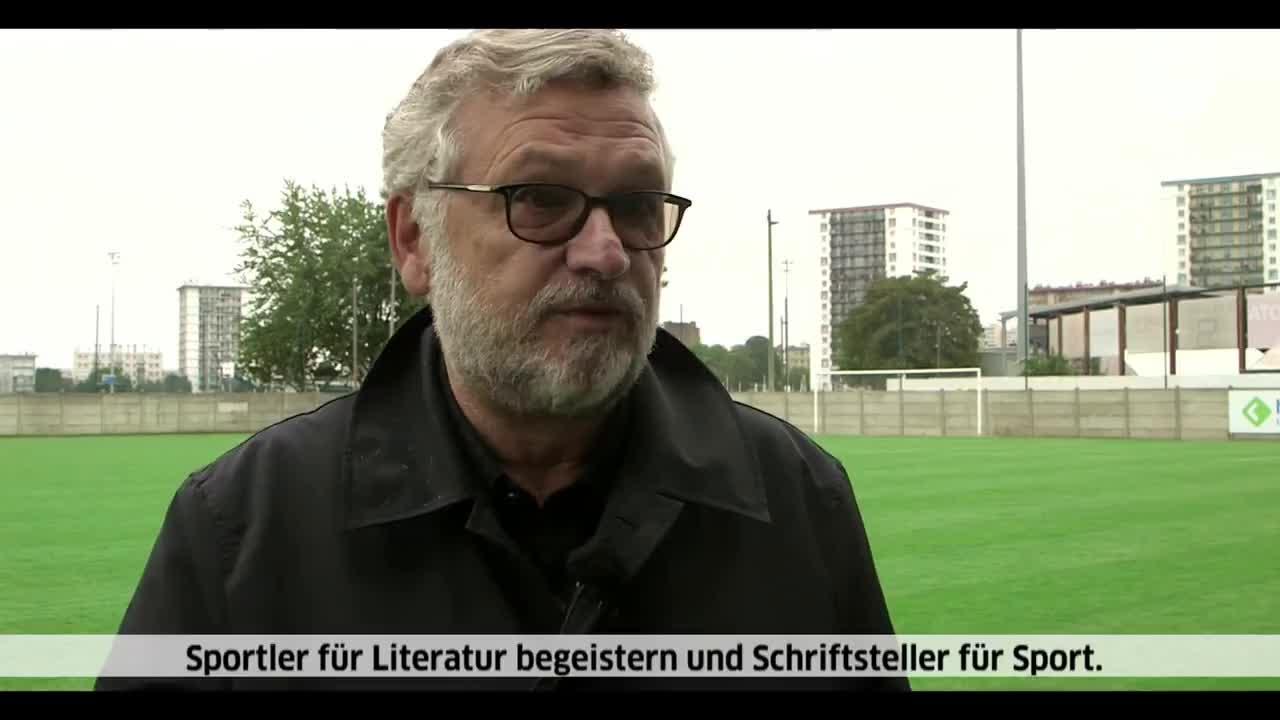 All Tags, Autor, Fu, autonama, ball, dfb-kulturstiftung, frankreich, literatur, Das Autoren-Fußballspiel Deutschland-Frankreich GIFs