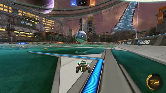 Watch and share Rocket League GIFs and Airdribble GIFs by Peta on Gfycat