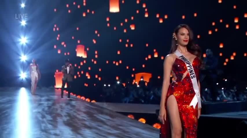 Sau Ngân Anh, Hoa hậu Sinh thái Trung Quốc cosplay giống hệt hình ảnh Miss Universe 2018? ảnh 5