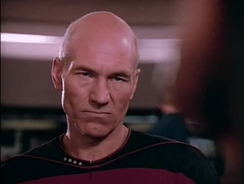 Watch and share Picard GIFs on Gfycat