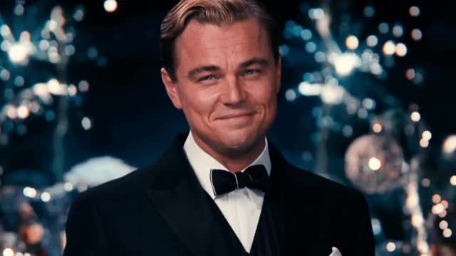 Watch and share Leonardo Dicaprio GIFs and Drink GIFs on Gfycat