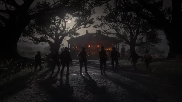 Watch and share Red Dead Redemption GIFs and Braithwaite Manor GIFs on Gfycat