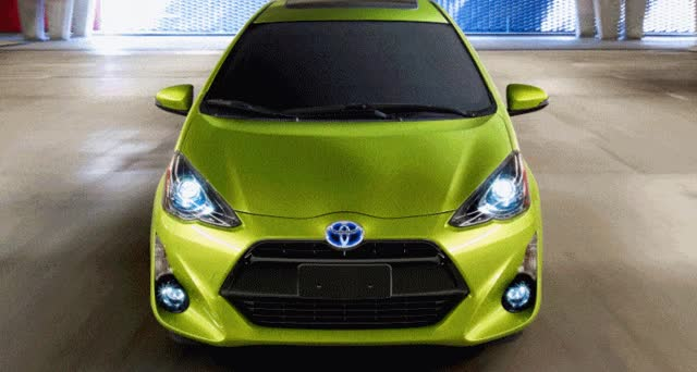 Watch and share 2015 Toyota Prius C GIFs on Gfycat