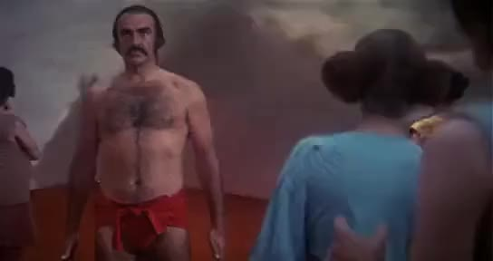 Watch sean connery GIF on Gfycat. Discover more connery, zardoz GIFs on Gfycat