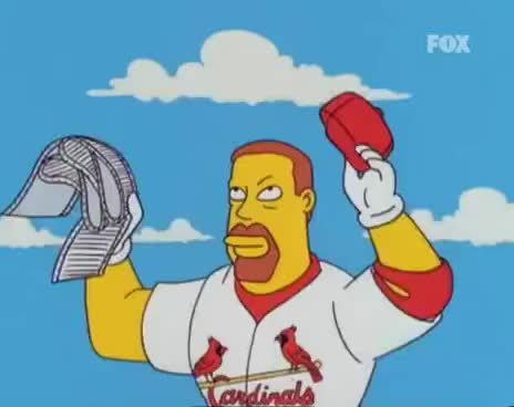 Watch and share Simpsons GIFs and Mcgwire GIFs on Gfycat