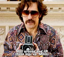 Watch and share Anchorman 2 GIFs and Paul Rudd GIFs on Gfycat