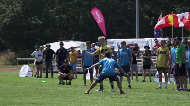 Watch and share High Release Forehand (note Initial Grip) - WU24 Championships | Day 4 Recap GIFs by Lucius  on Gfycat