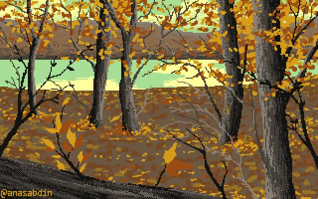 Watch Colors of Sadness - pixel art [OC] GIF on Gfycat. Discover more related GIFs on Gfycat