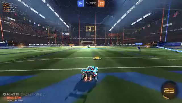 Watch and share Rocket League GIFs and Kickoff GIFs by Deathoffully on Gfycat