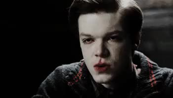 Watch and share Cameron Monaghan GIFs and Gotham Edit GIFs on Gfycat