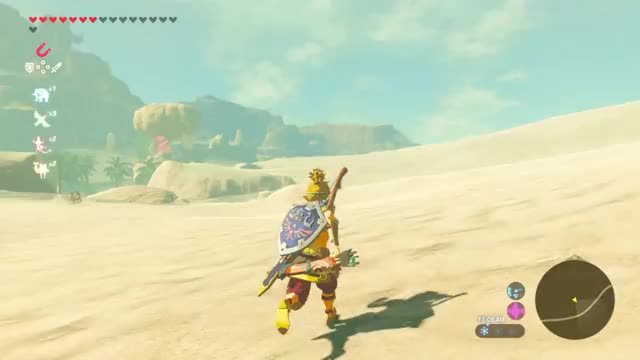 Watch JD 1994 - Oh... thanks! #BreathoftheWild #NintendoSwitch GIF on Gfycat. Discover more related GIFs on Gfycat