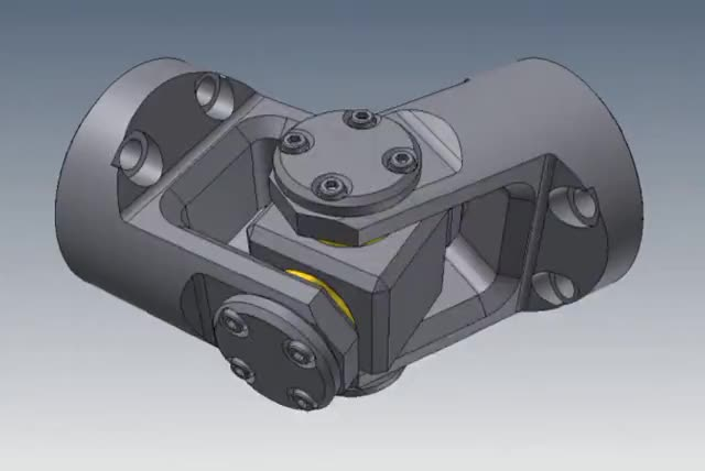 Watch Universal Joint (reddit) GIF on Gfycat. Discover more mechanical_gifs, trucks GIFs on Gfycat