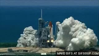 Watch and share Rocket GIFs on Gfycat
