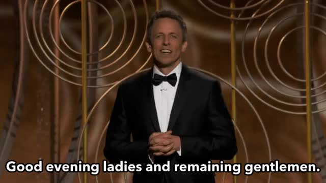 Watch and share Opening Monologue GIFs and Golden Globes GIFs by Reactions on Gfycat