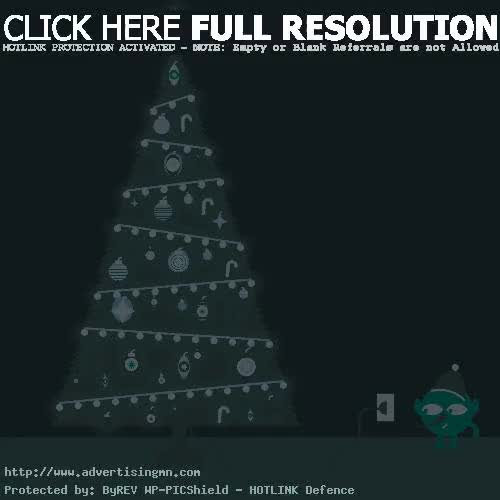 Watch and share Merry Christmas Images Vector Tree Beautiful Xmas Decoration Tree Balls Home Decoration On Xmas GIFs on Gfycat
