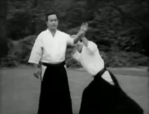 Koichi Tohei - Authentic Aikido GIFs