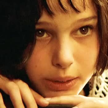 Watch and share Natalie Portman GIFs and Luc Besson GIFs on Gfycat
