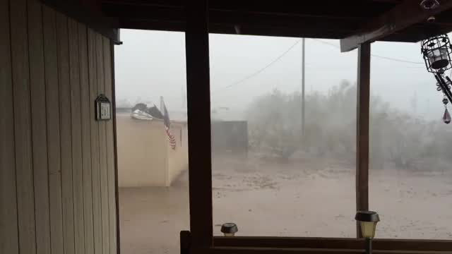 Watch Microburst Destroys Shop - reddit.com/r/weathergifs GIF by @peterm on Gfycat. Discover more BeAmazed, weathergifs, woahdude GIFs on Gfycat