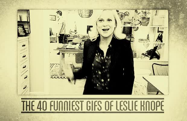 Watch and share Leslie GIFs on Gfycat