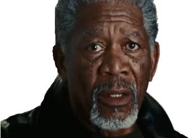 Watch wtf blink GIF on Gfycat. Discover more Morgan Freeman GIFs on Gfycat
