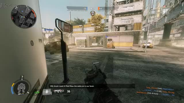 Watch Slide! GIF by Syn4p53 (@syn4p53) on Gfycat. Discover more Double Kill, Slide, Titanfall 2 GIFs on Gfycat