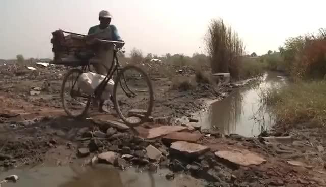 Watch and share Sidoarjo Mudflow Disaster - Java, Indonesia GIFs on Gfycat