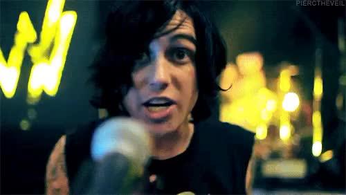 Watch Go Go Go Music Video GIF on Gfycat. Discover more bands, go go go, kellin quinn, sleeping with sirens GIFs on Gfycat