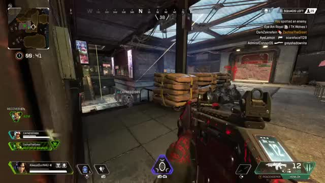 Watch this GIF by Gamer DVR (@xboxdvr) on Gfycat. Discover more AlwaysGunN4U, ApexLegends, xbox, xbox dvr, xbox one GIFs on Gfycat