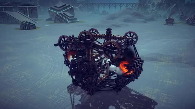 Watch Besiege: 8 Cylinder Boxer Engine GIF on Gfycat. Discover more Besiege GIFs on Gfycat